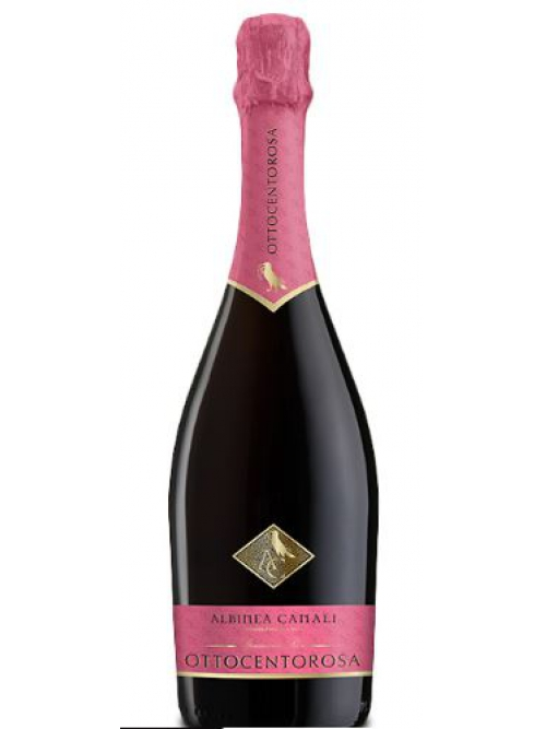 Lambrusco Spumante Brut Rosè Extra Dry