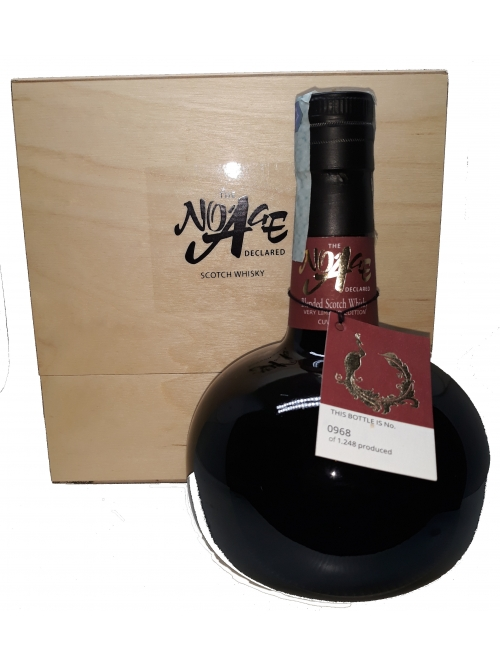 "Whisky Blended "" NoAge "" Limited Edition Cuvée 2016"